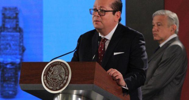 El titular del Servicio de Administración y Enajenación de Bienes (SAE), Ricardo Rodríguez