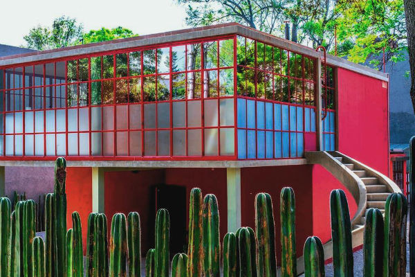 Casa de Juan O'Gorman.