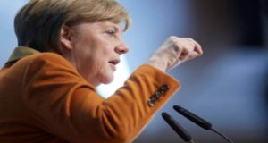 Medio Oriente Merkel