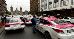 CDMX_Taxis