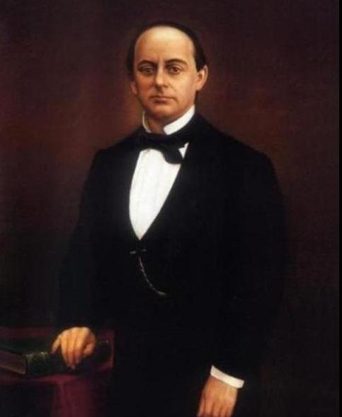 Sebastián Lerdo de Tejada.