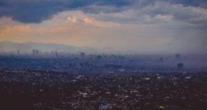 Ciudad de México_Lluvia