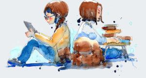 Lectura digital.