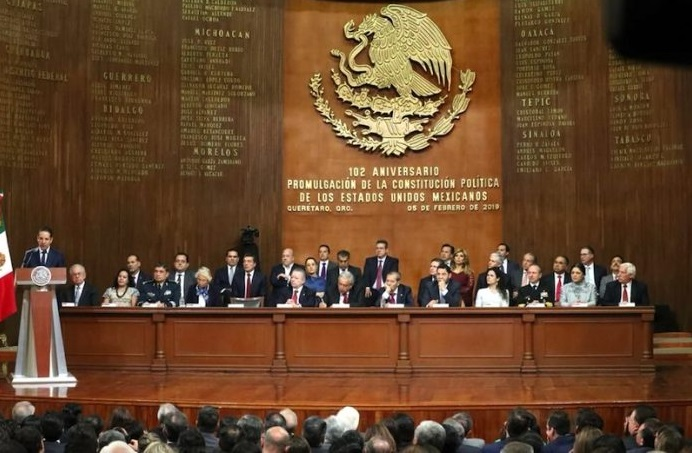 Reforma Constitucional.