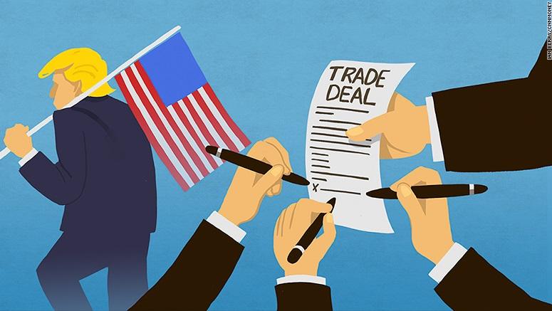 No trade.