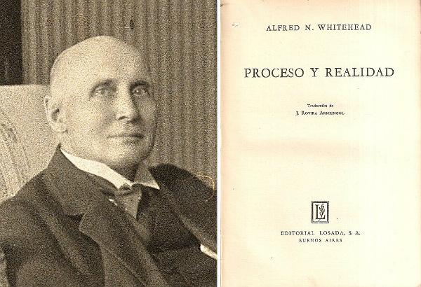 Alfred Whitehead.