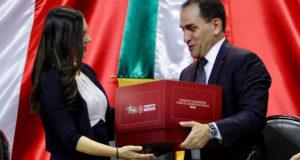 Arturo Herrera, entregará en ceremonia oficial el Paquete Económico 2020