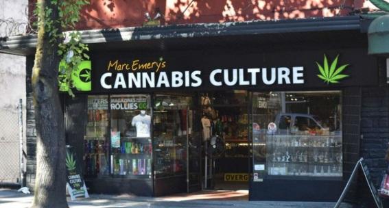 tiendas de marihuana
