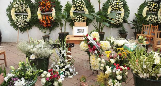 Francisco Toledo funeral en Oaxaca