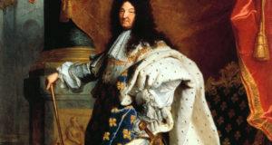 Luis XIV de Francia.