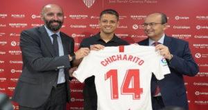 Chicharito_Sevilla