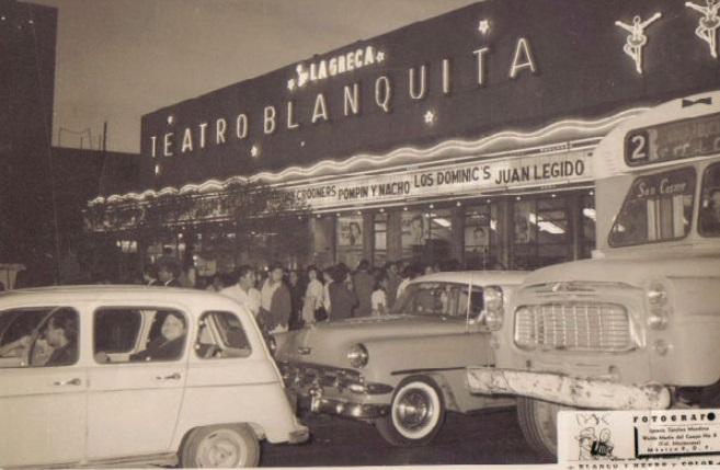teatro Blanquita