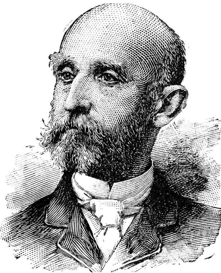 Alfred Thayer Mahan.