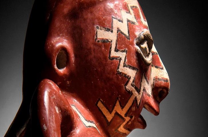 Arte prehispánico.