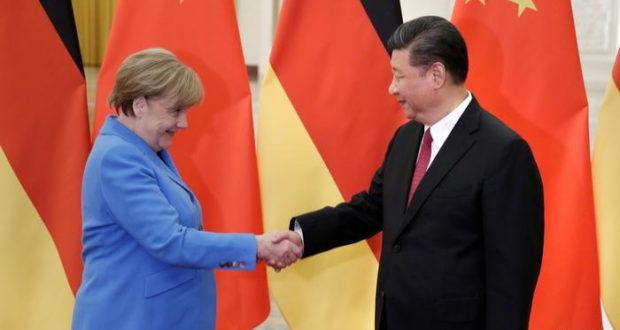 China y Alemania