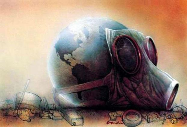 mundo contaminado