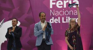 Feria nacional del libro.