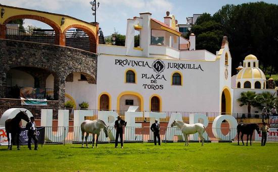 Plaza de toros Juriquilla.