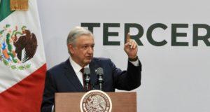 Primer Informe de Gobierno del presidente Andrés Manuel López Obrador