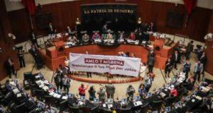 Senadores mexicanos