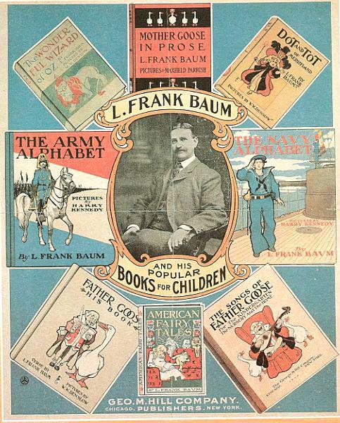 Libros de Baum.