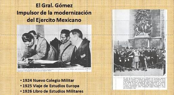 Gral Gomez.