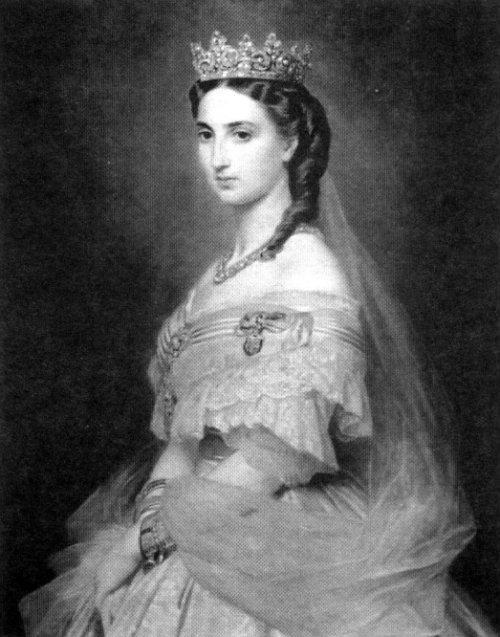 María Carlota Amelia.