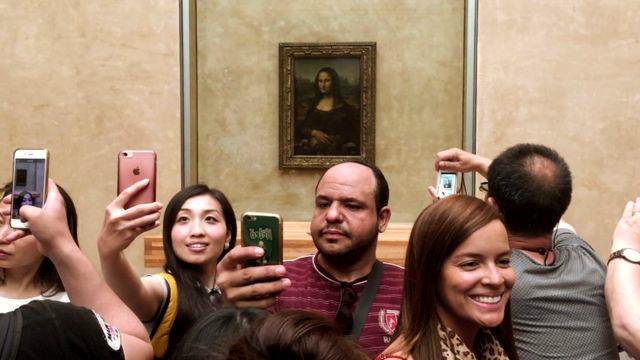 Selfie museos.