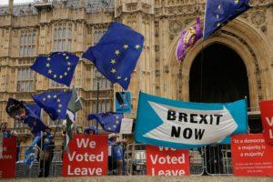 Reino Unido logra acuerdo con UE sobre Brexit