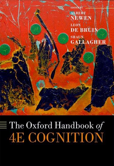El manual de Oxford sobre la cognición 4E.