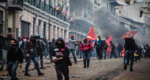 disturbios sociales_América