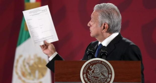 solicitan informe médico y psiquiátrico de López Obrador