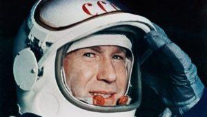 Alexei Leonov primer caminante espacial ruso