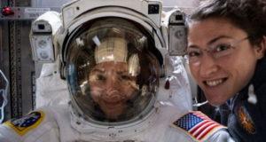 astronautas mujeres_NASA