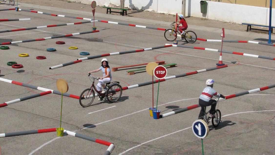 escuela de bicicletas