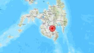 Terremoto en Filipinas