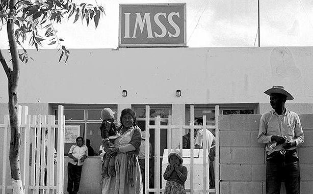 IMSS en los 80.