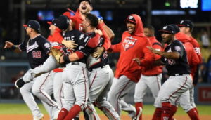 Nationals barre a Cardinals