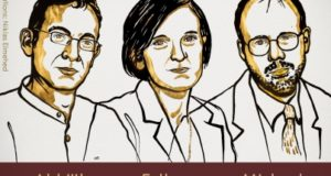 Ganadores Premio Nobel de Economía 2019