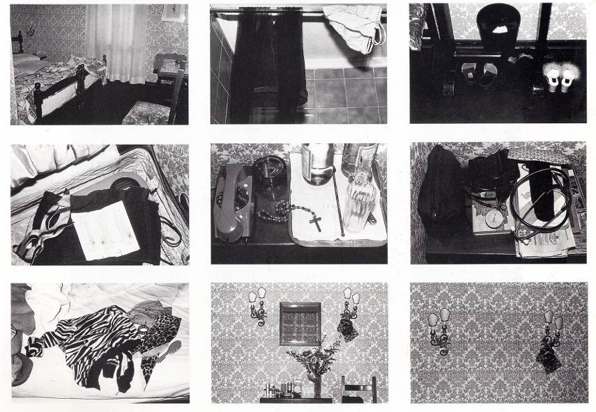 Colección fotográfica de Sophie Calle