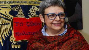 candidata a dirigir la UNAM