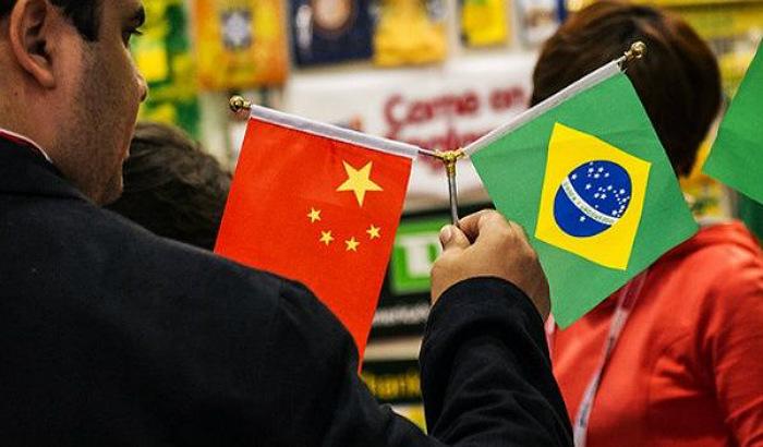 China y Brasil.