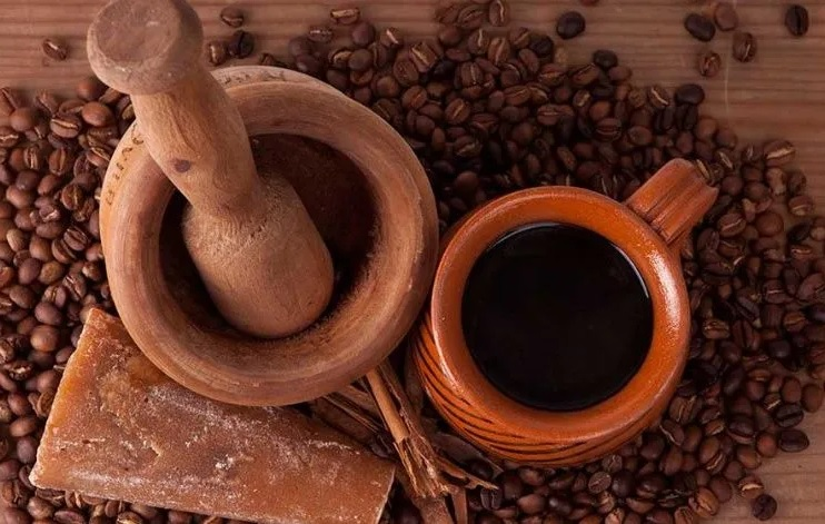Café mexicano.