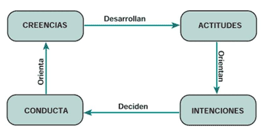 Teoría de la acción razonada.