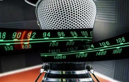 Estaciones de radio.
