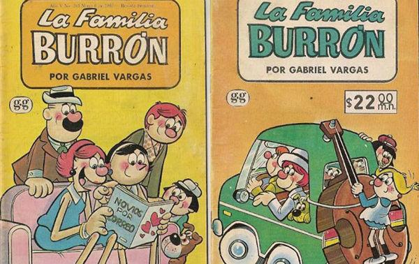 Familia Burrón.