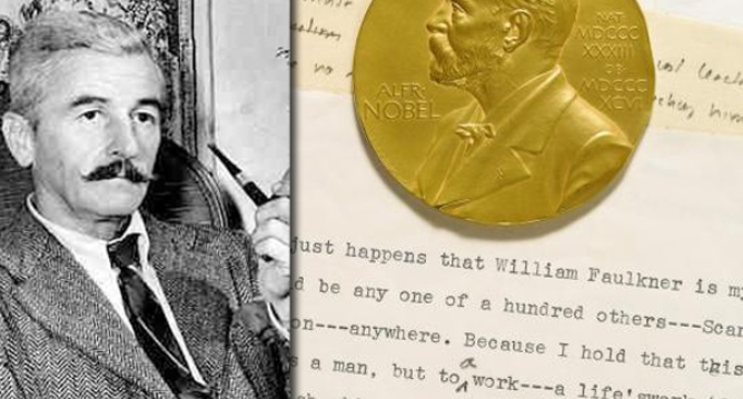 Nobel Faulkner.