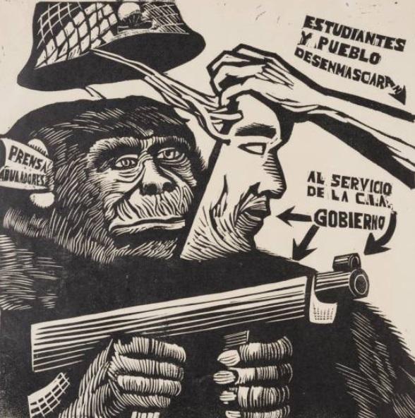 De Ayotzinapa a Tlatelolco.