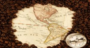 Café en las Américas.