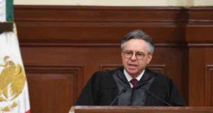 Eduardo Medina Mora a la Suprema Corte de Justicia de la Nación